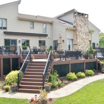Wyckoff, NJ Backyard Vacation Resort