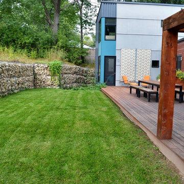 X-Line 003 | backyard