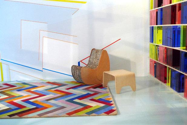Contemporáneo Despacho by MONEO BROCK