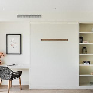 Idéer för ett minimalistiskt arbetsrum