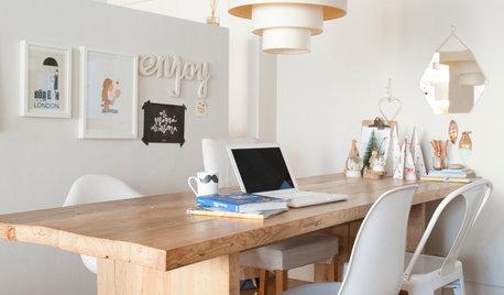 Mesas de comedor: Recomendaciones para acertar con la medida adecuada