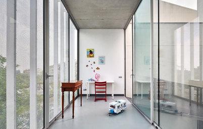 Casas Houzz: Una vivienda luminosa con dos caras muy distintas