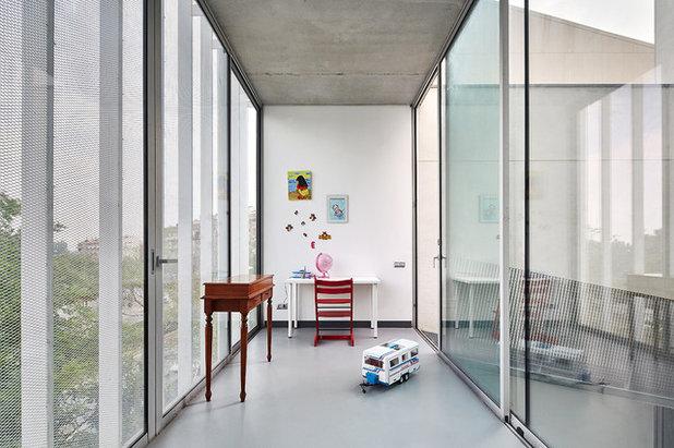 Contemporáneo Despacho by Pepe Gascón Arquitectura