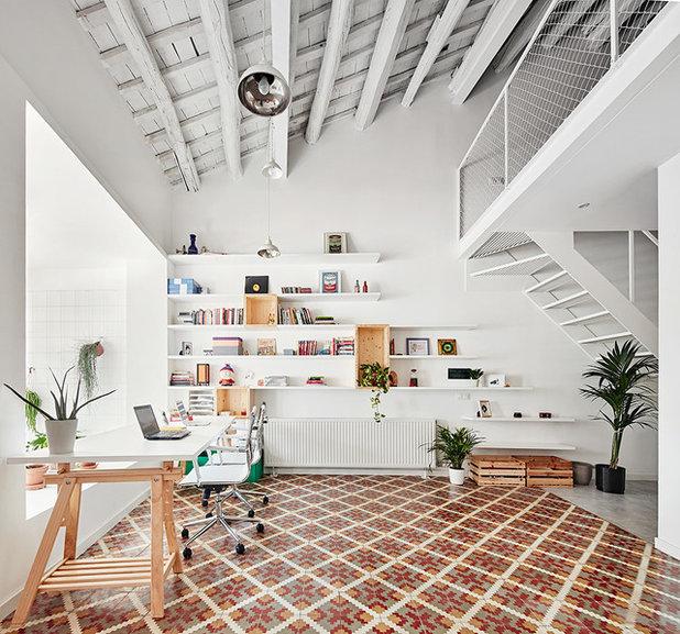Scandinave Bureau à domicile by TheHallStudio