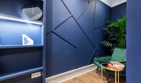 Classic Blue y Verde Menta: Colores ideales para decorar en 2020