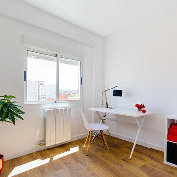 Reforma de apartamento nordico