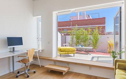 8 propuestas para reformar y renovar pisos de menos de 50 m²