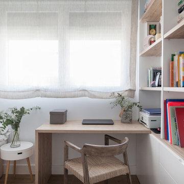 Una casa que inspira calma