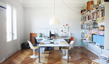 World of Design: 11 Architects' Home Offices Around the World