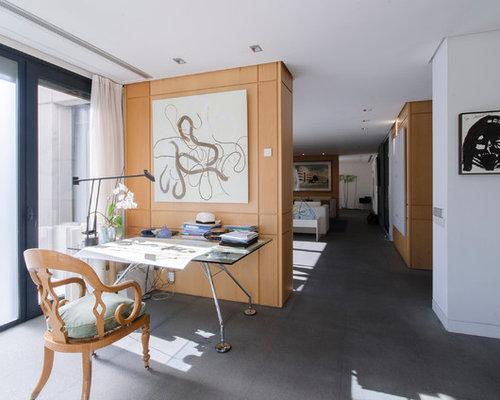 Fotos de despachos dise os de despachos modernos for Decoracion de despachos