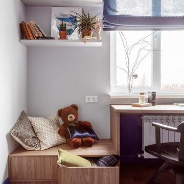3 комнатная квартира в Фестивальном микрорайоне