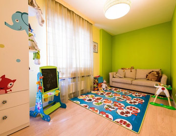 Apartment for family
