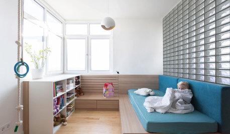 Houzz Украина: Скандинавский минимализм в интерьере киевской квартиры