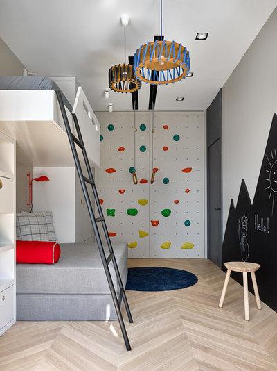 Современный Детская by Aiya Design | Айя Лисова