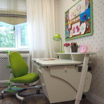 Детская комната. Редизайн спустя 5 лет