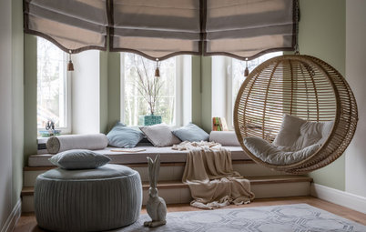 Соединительная ткань: С чем правильно сочетать цвет и орнамент штор