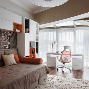 Фотографии реализованного Дизайн проекта квартиры