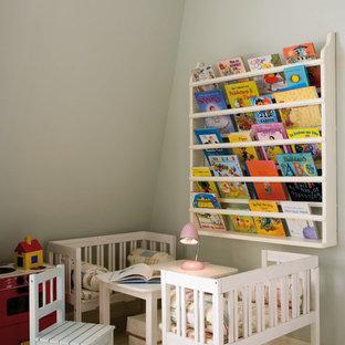 Идеи декора детских комнат в красках Farrow & Ball