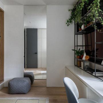 Интерьер квартиры в ЖК Red Side