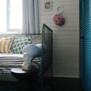 Idee per una piccola cameretta per bambini da 4 a 10 anni mediterranea