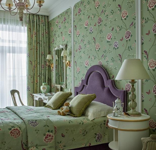 Klassisch Kinderzimmer by Дарья Харитонова