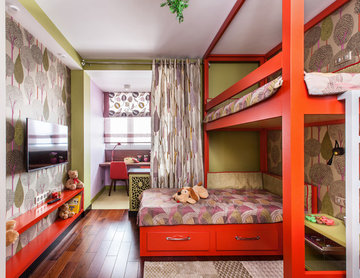 Квартира на Академика Янгеля