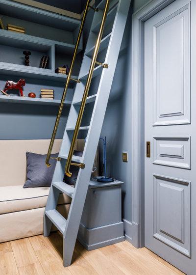 Детская by OLGA IEVLEVA Interior design & decoration