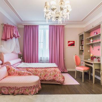 Квартира на Мосфильмовской