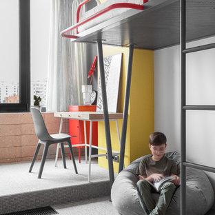 Chambre d\'enfant moderne : Photos et idées déco de chambres d\'enfant