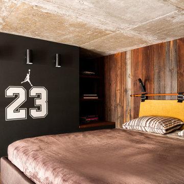 Квартира в ЖК Smolensky de lux, 140м2