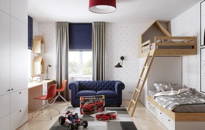 Consejos profesionales a la hora de decorar el cuarto infantil