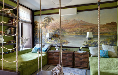Trending Now: 15 Bedrooms That Kids Won't Mind Sharing