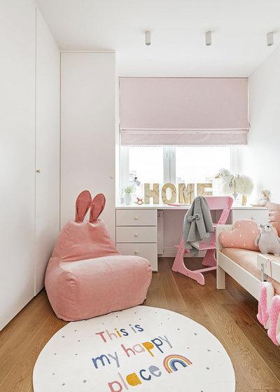 Modern Kinderzimmer by Portiera.ru