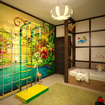 """Sarto Quadro """"The apartment in the Japanese style"""""""