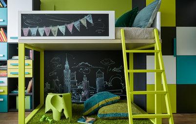子供部屋の色選び:キッズやティーンの個性を伸ばし、自分らしさを表現できる色とは?