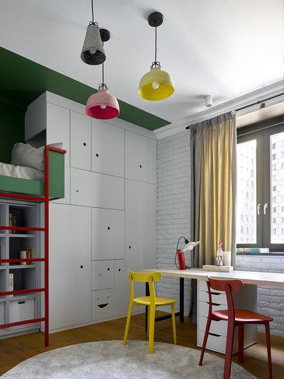 Contemporain Chambre d'Enfant by Aiya Design