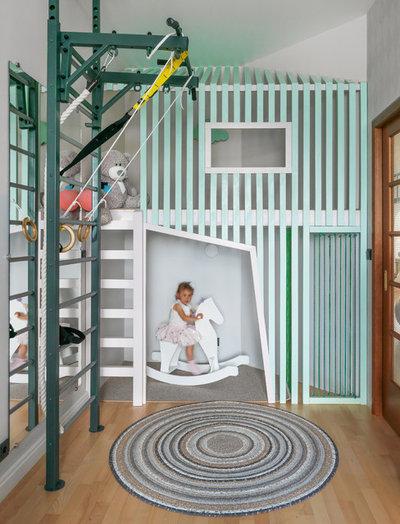 Современный Детская by Mezentseva Interiors