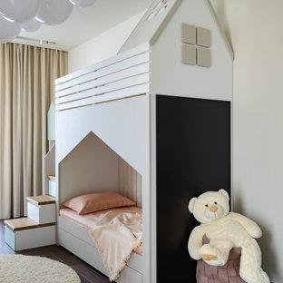 Пример оригинального дизайна: детская в современном стиле