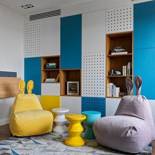 Неиссякаемый источник вдохновения для домашнего уюта: детская в современном стиле