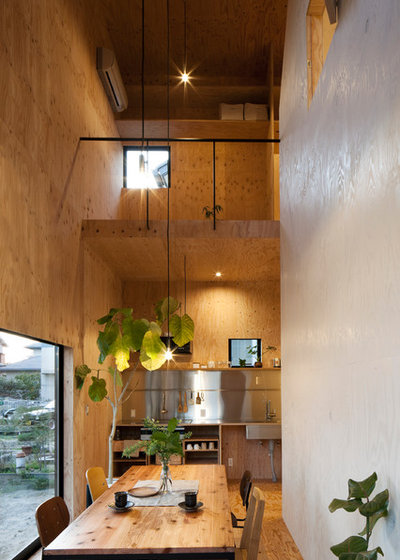 Contemporáneo Comedor by mA-style architects