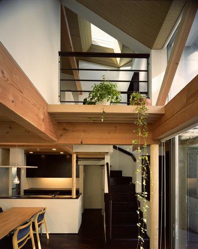 コンテンポラリー ダイニング by 西島正樹/PRIME  Inc.architecture & planning