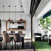 Singapore Houzz Tour: A Modern, Monochrome, Minimalist Apartment