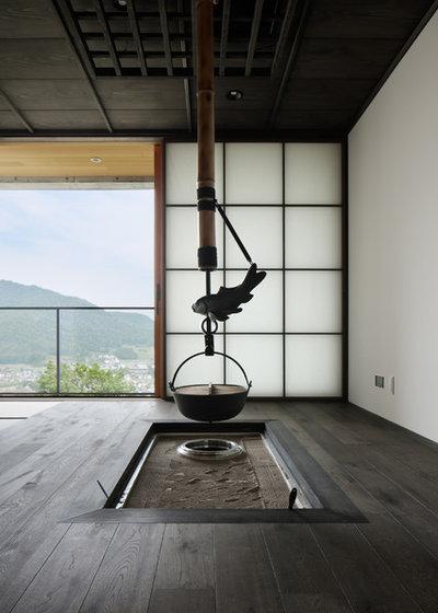 和室・和風 ダイニング by アトリエ137 | atelier137 Architectural Design Office