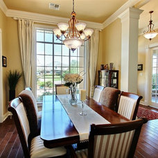 Traditional Dining Room by Re/Max Synergy