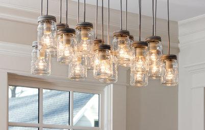 20 Lampadari Creativi