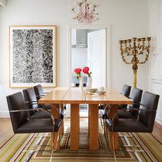 Modern Dining Room by Jiun Ho Inc.
