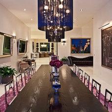 Contemporary Dining Room by ShamuEx/Interior
