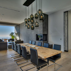 Modern Dining Room by Meridith Baer Home