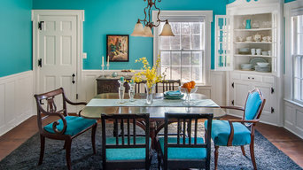 1930s Bungalow Dining Room