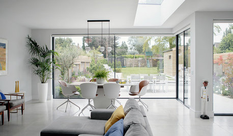 Peek Inside an Irish Architect's Bright and Open Modern Home